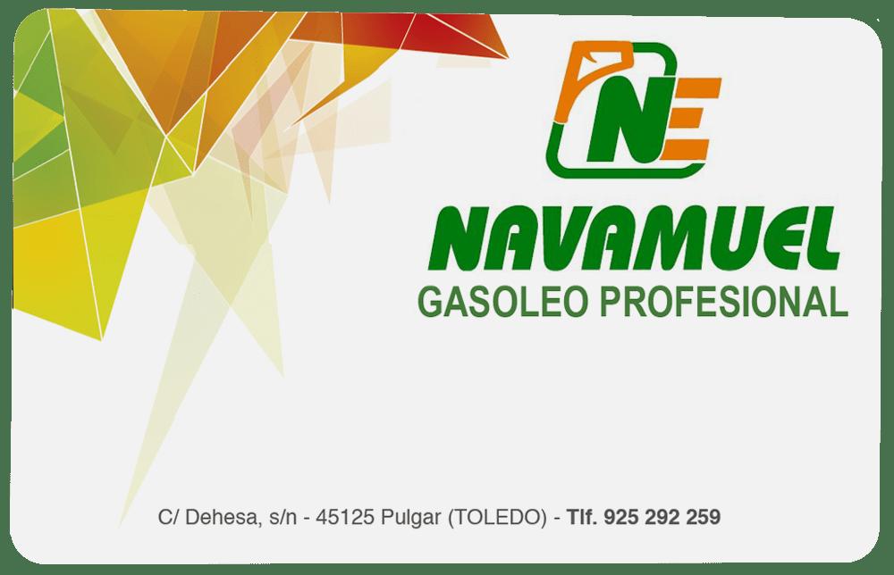 Tarjeta Descuento profesional en Navamuel