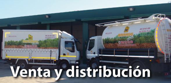Venta y distribución de biomasa