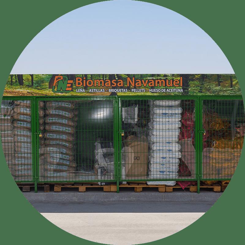 Biomasa de Navamuel