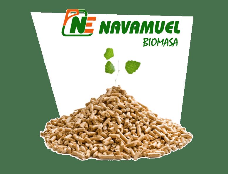 biomasa navamuel